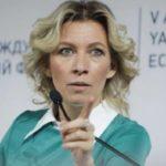 Захарова: Европа начинает считать потери от санкций против РФ